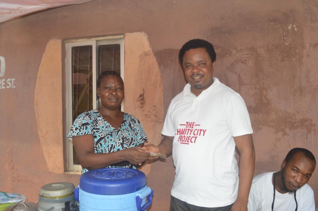widows empowerment
