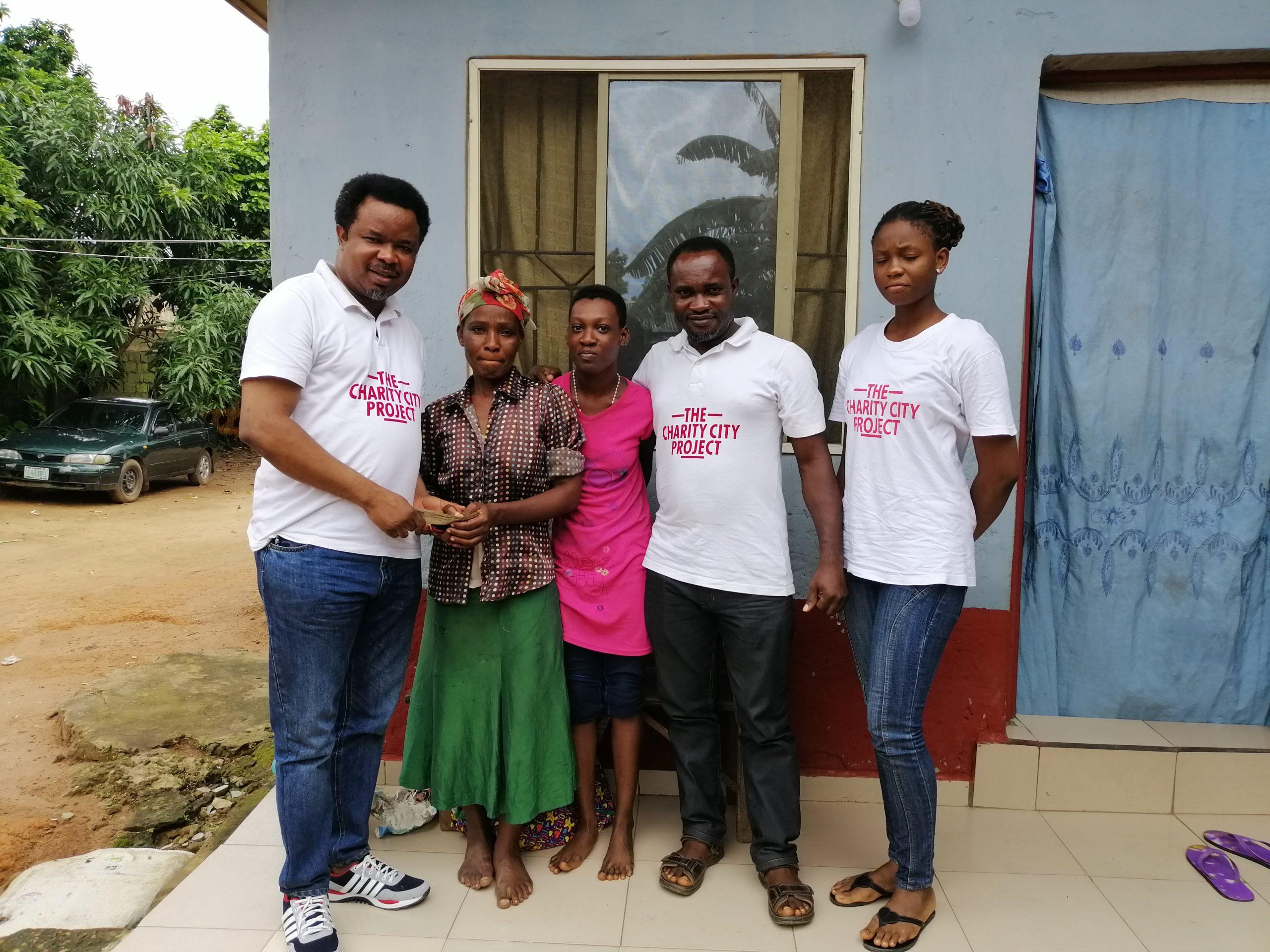 Mrs Mary Ebuka's Empowerment