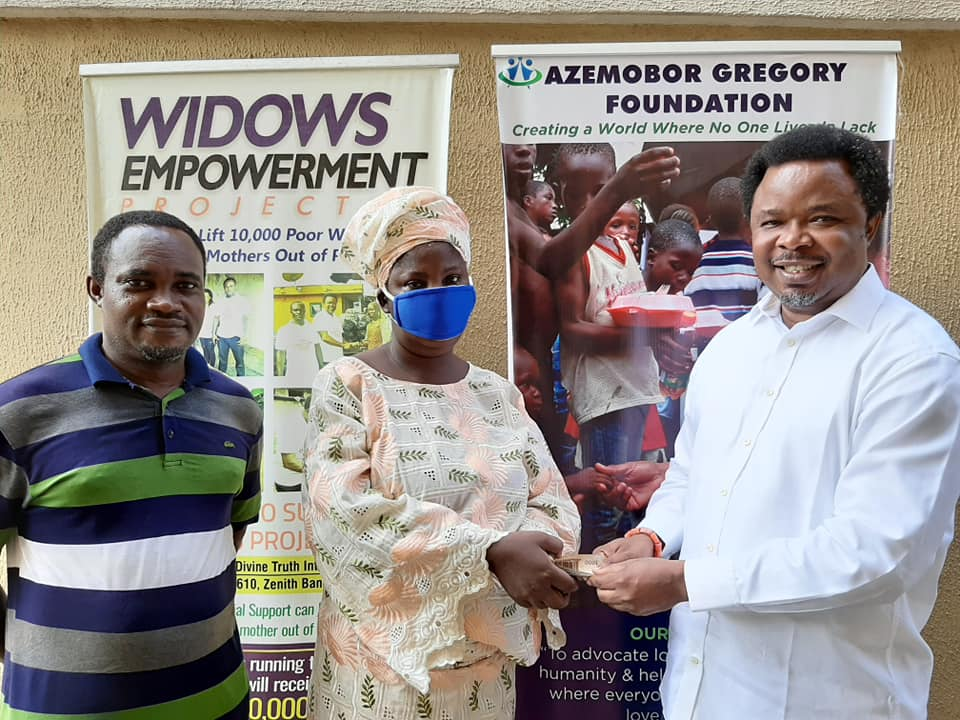 widows empowerment