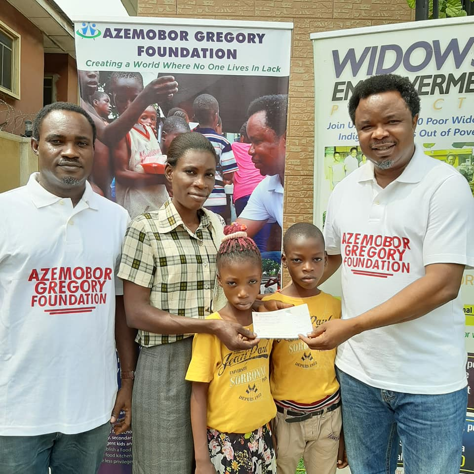 Widows empower