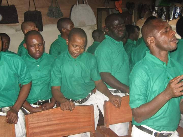 Throwback: Celebrating Nigeria @53, with Bethesda school of the blind.